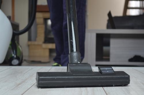 Faire du sport en faisant le ménage