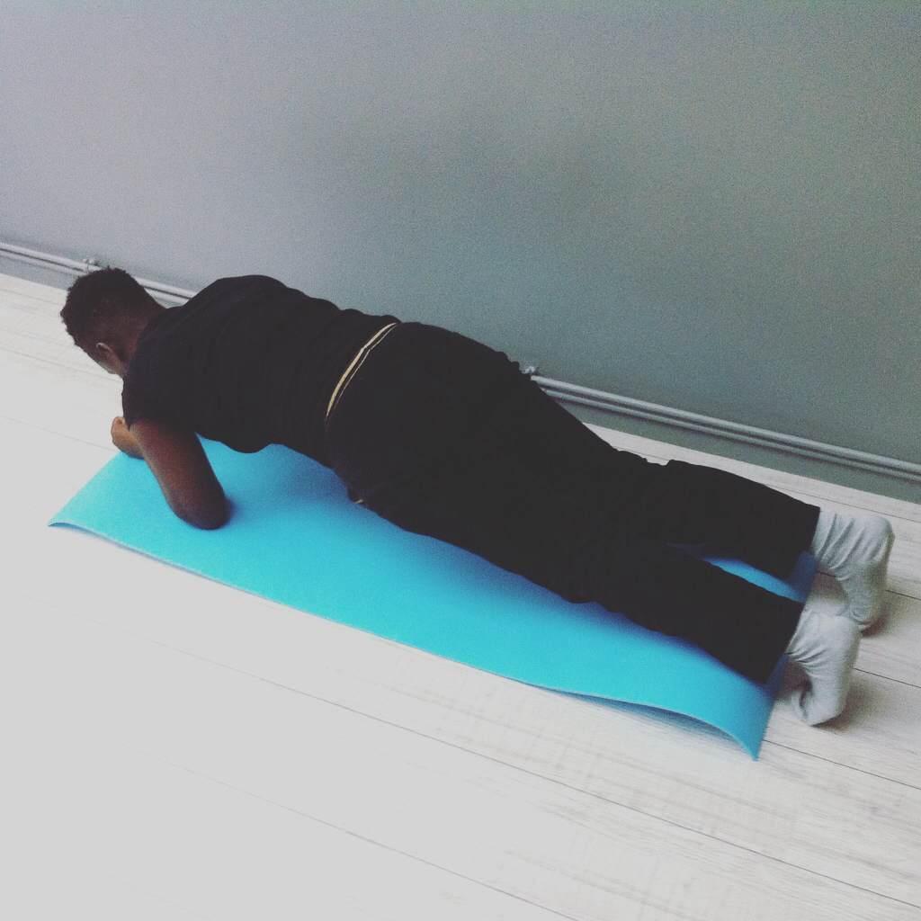 30 days plank challenge