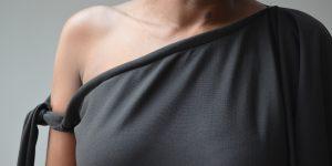 Robe épaule dénudée (homemade)