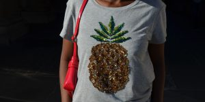 Tee-shirt Ananas !