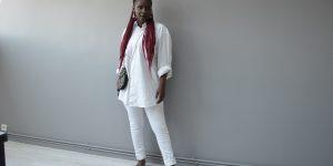 All white !
