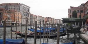 Mes vacances à Venise