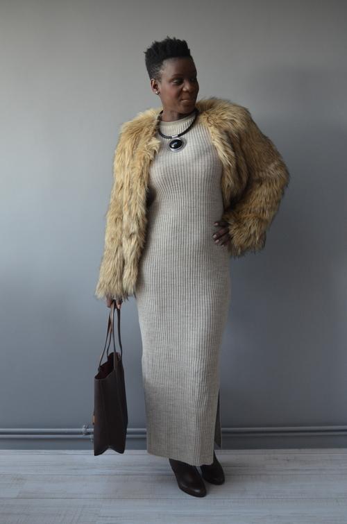 comment porter la robe pull