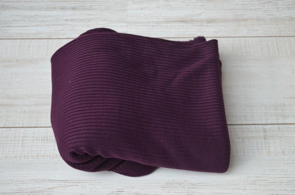 couture tissu robe pull