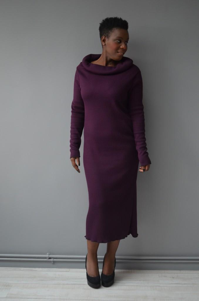 DIY : robe d'hiver