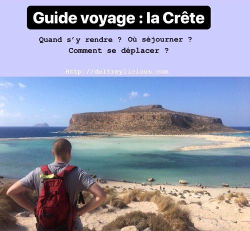 Vacances en Crête _Guide voyage
