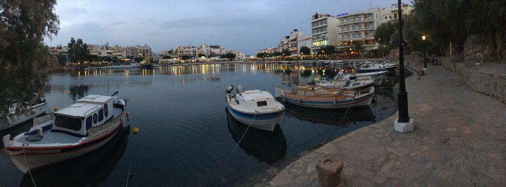 vacances en Crête Agios nikolaos